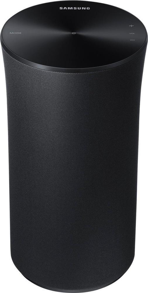 Samsung - Geek Squad Certified Refurbished Radiant360 R1 Speaker - Dark Gray