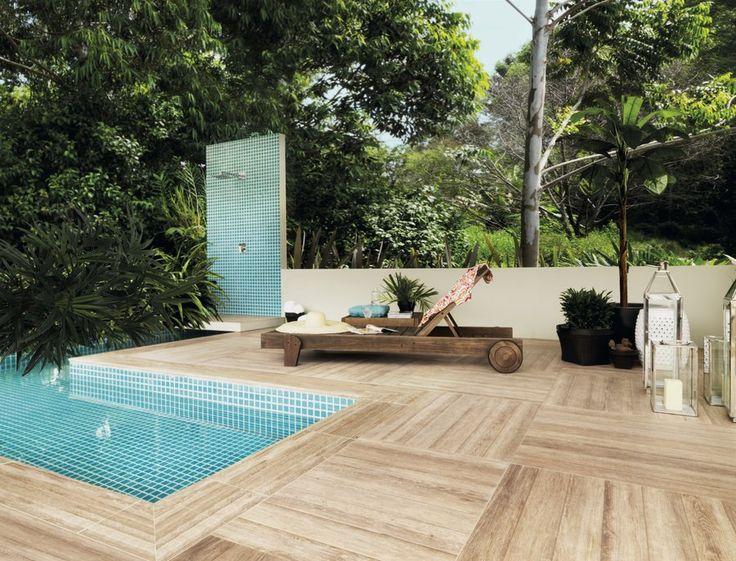 Super Deck Canela 90x90 Ret Conhe A A Linha Ecowood 2 0 Cer Mica Portobello 178 Fp