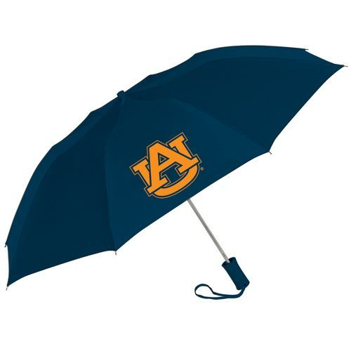 Storm Duds Adults' Auburn University Automatic Folding Umbrella