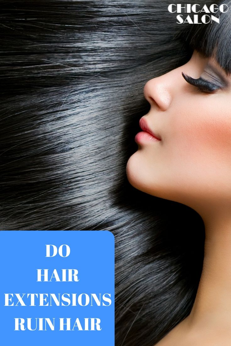 There are some myths about hair extensions and the damage from them... Learn more... #hair #hairtips #hairextensions #beauty #hairstyle #chicagohairextensionssalon
