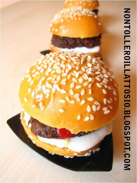 non tollero Rebecca!: Mini veg-burger con salsa allo yogurt
