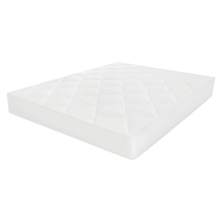 MicroShield Mattress Pad (Twin Extra Long) White - SensorPedic