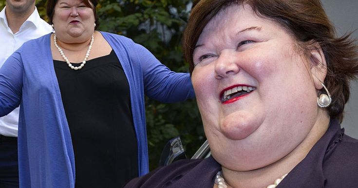 Critics say Health Minister Maggie De Block does not set the right example to be worrying about other people's fitness