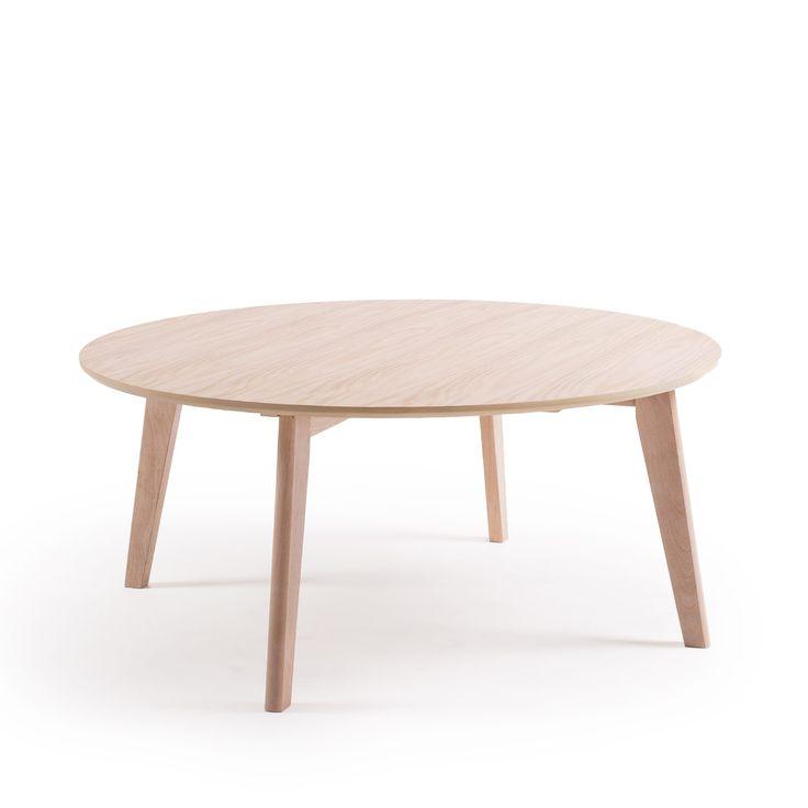 Look 110 sofabord, hvitpigmentert eik i gruppen Møbler / Bord / Sofabord hos ROOM21.no (124261)