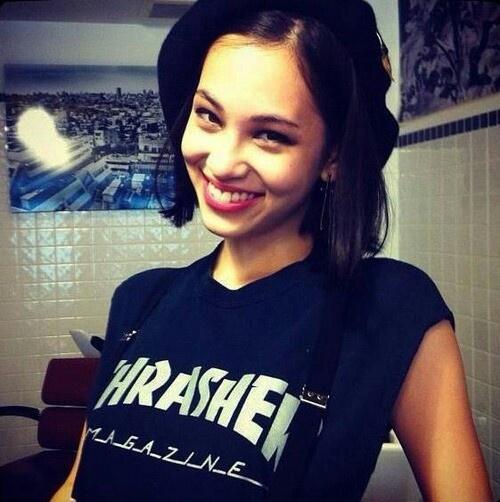 #kiko mizuhara #japanese model #make-up #hair