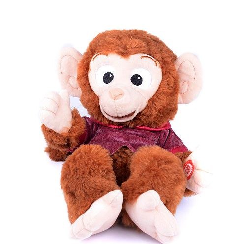Electronic Toys  laughing Monkey Interactive Stuffed&Plush Animals toy For Birthday Gift