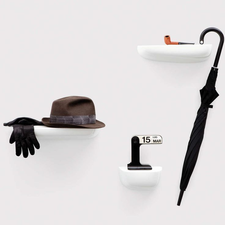 On my wish list | Vitra Corniche hylle stor hvit