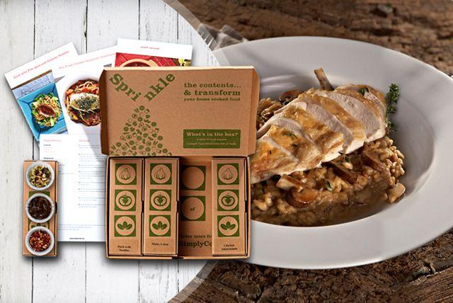 Simply Cook Recipe Box