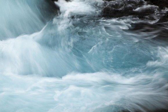 Whirlpool closeup, Bruarfoss, Iceland by Arunjeet Banerjee   Ar Photography   Size (W x H): 30 x 20 inch