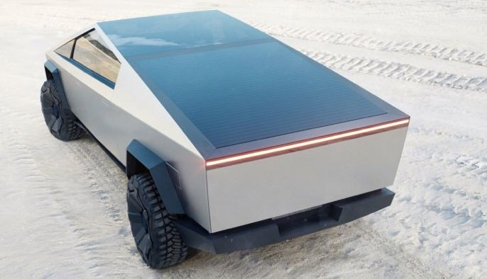 Pin By Aleksandr Sokolovskij On Tesla Pickup In 2020 Solar Car Tesla Car Tesla