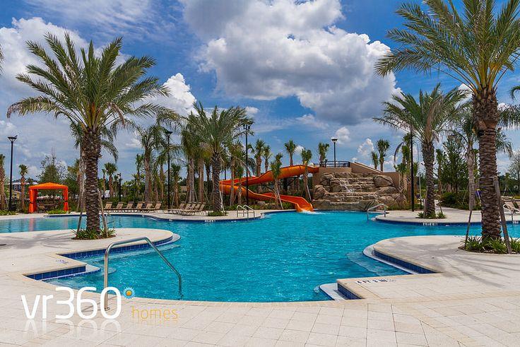 Solterra Resort, Davenport, Florida - Clubhouse Pool. http://www.vr360homes.com/north-america/florida/disney-orlando-villas/solterra-resort/