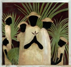 'Palm Sunday' by William Hemmerling