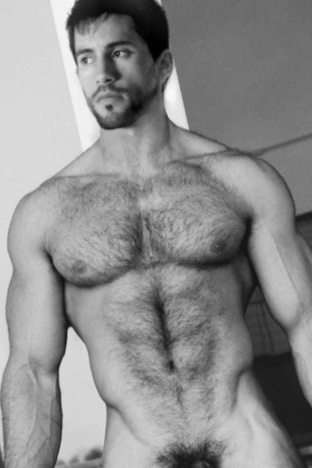 Naked men muscle hot hairy