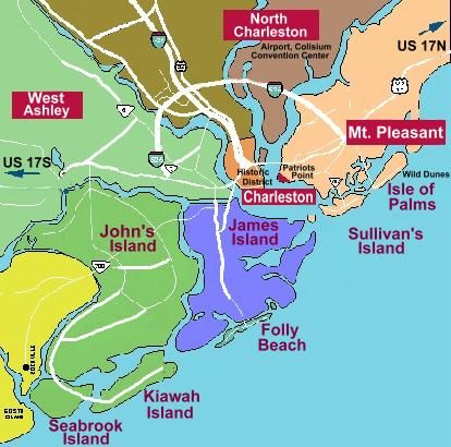 Michelle Drive John S Island Sc
