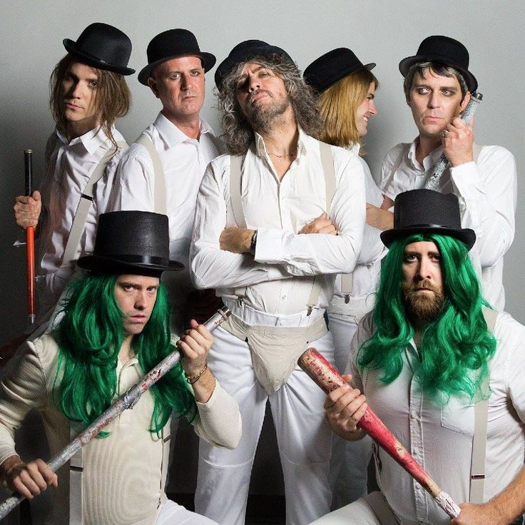 Escucha (la preciosa) 'The castle' de The Flaming Lips