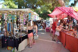 Hippy Market Punta Arabí, Ibiza