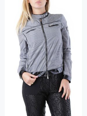 Куртка клетчатая - Husky - 2758182