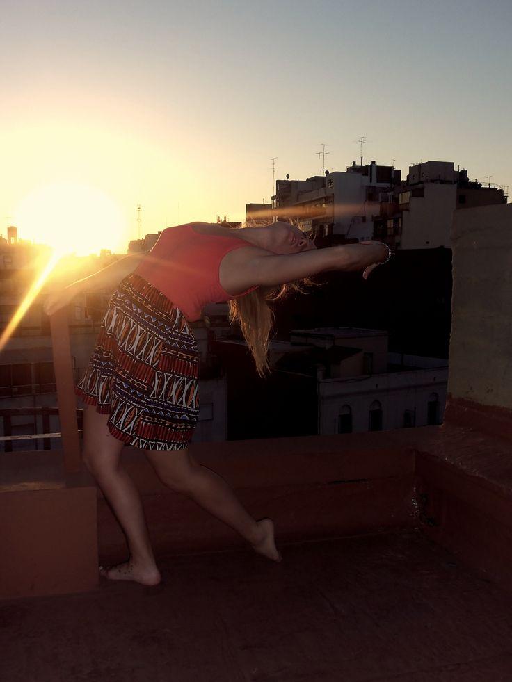 danzar..mas que arte y una diciplina, un estilo de vida!