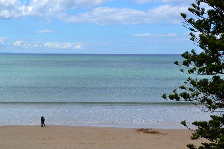Foreshore beach, Torquay, Victoria, Australia