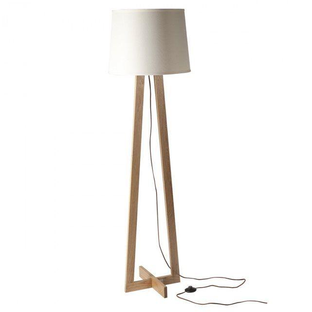 1000 id es sur le th me lampadaire bois sur pinterest lampadaires lampe bois et luminaire. Black Bedroom Furniture Sets. Home Design Ideas