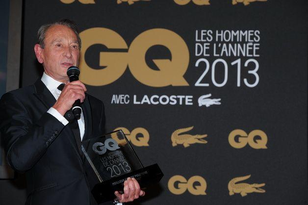 Bertrand Delanoë (homme politique de l'année 2013) GQ célèbre ses Hommes de l'année 2013