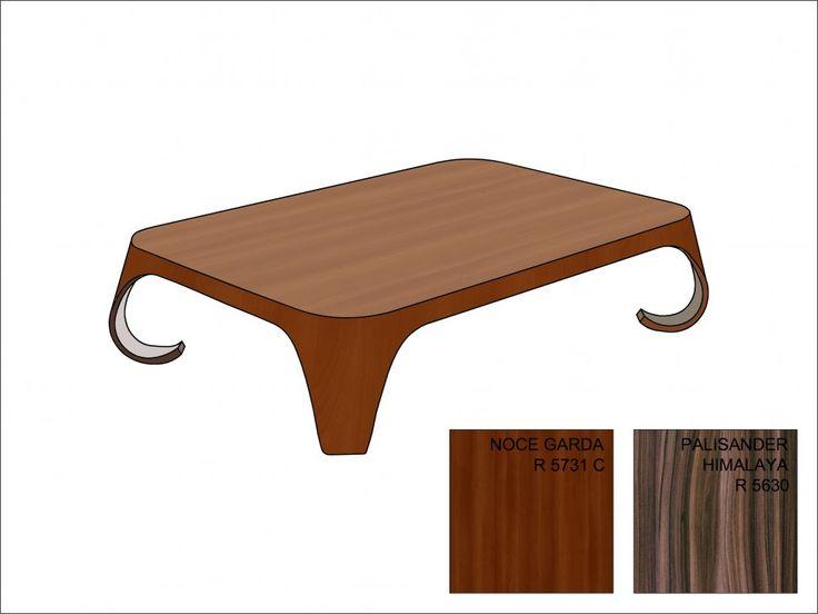Designerer - Isamu Kenmochi i jego stolik kawowy