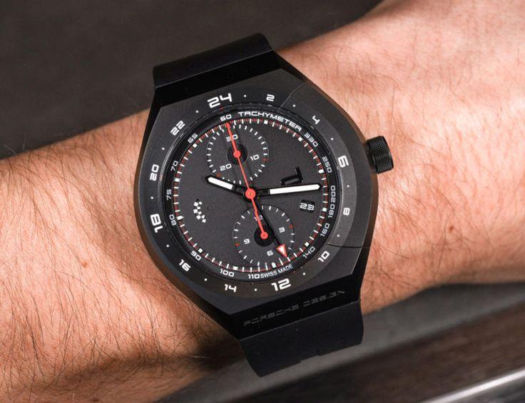 Porsche Design Monobloc Actuator Chronograph Watches Hands-On Hands-On