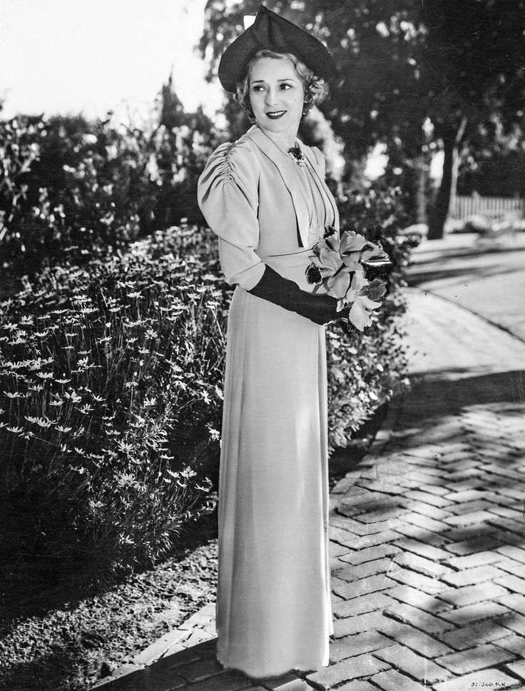 Rantingsofamoderndayglamourgirl Mary Pickford In 1937 At