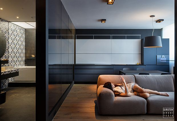 dt1house by SIROTOVARCHITECTS - Archiscene - Your Daily Architecture & Design Update