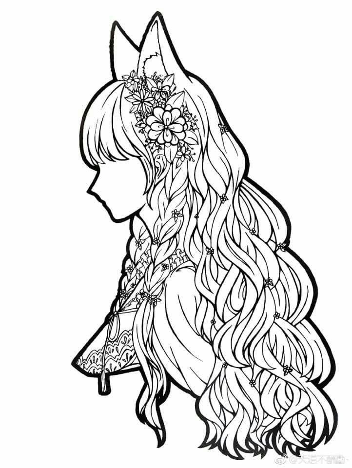 Truyền Thuyết Rừng Sau Anime Drawings Art Sketches Anime Sketch
