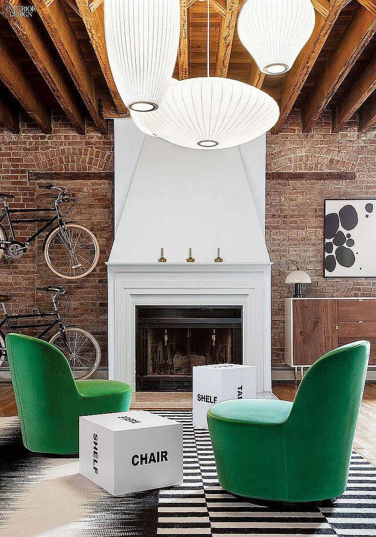 12 Spectacular New York City Residences Jersey DesignsColor InteriorInterior