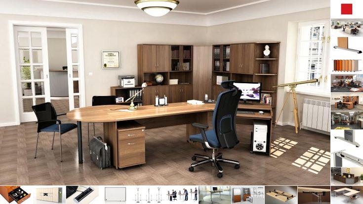 RB Trade - Kancelársky nábytok a doplnky