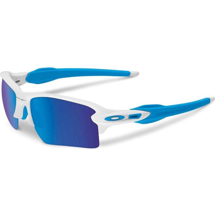 white and blue oakley sunglasses  17 Best images about Oakley on Pinterest
