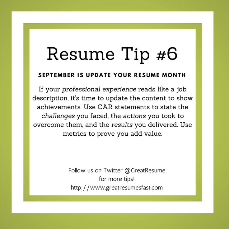 64 best 2017 Resume Tips images on Pinterest Resume tips - resume writing tips