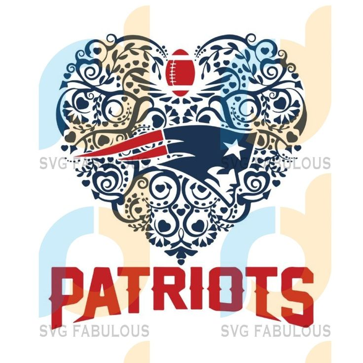 New England Patriots Svg, New England Patriots Logo Svg