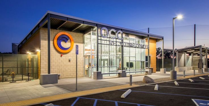 Orange Coast College Recycling Center – Dougherty Architects