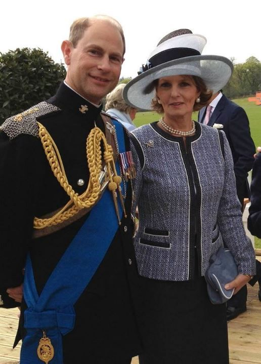 Crown Princess Margareta, May 19, 2012 in Kristina Dragomir