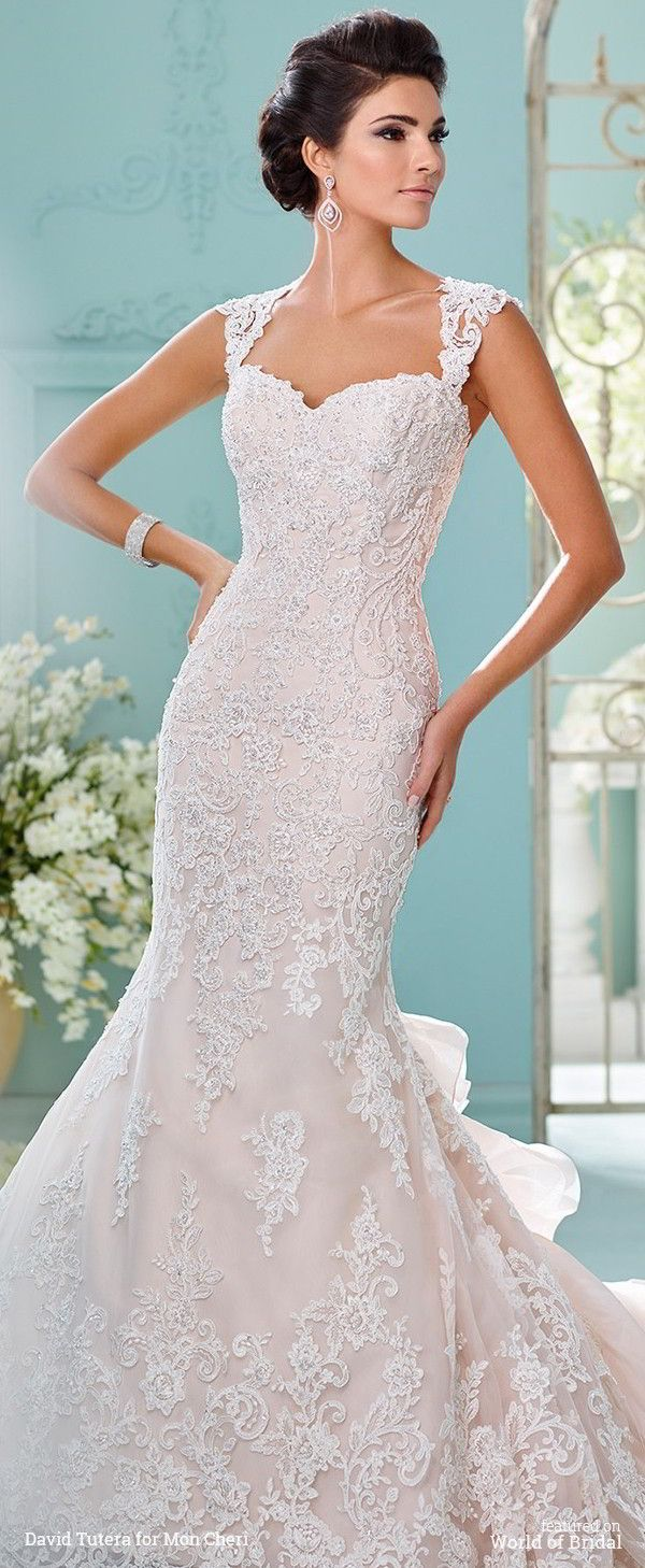 329 best Wedding dresses images on Pinterest   Bridal gowns, Wedding ...
