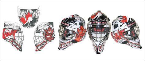 Design a Goalie Mask for 2012 World Junior Hockey Championships | HockeyGods