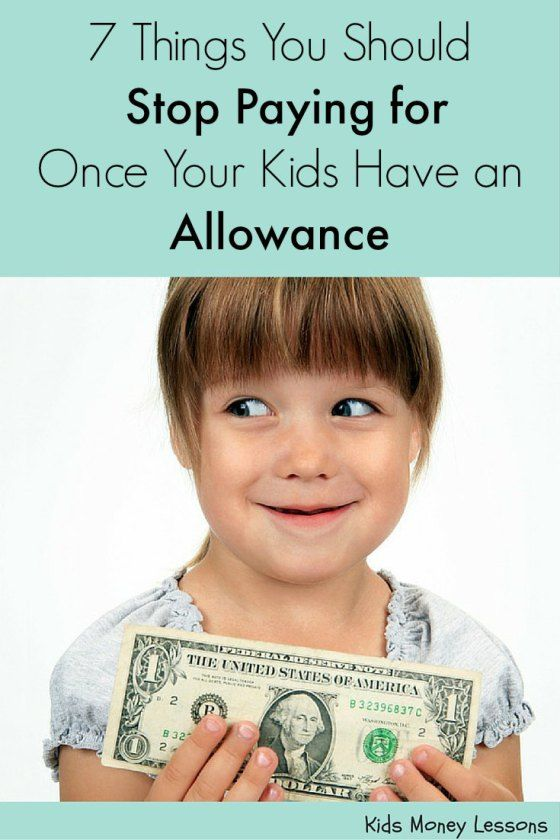 1000+ ideas about Allowance For Kids on Pinterest | Kids ...