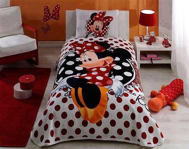 Minnie mouse comforter set amp room decor just 4 kids pinterest