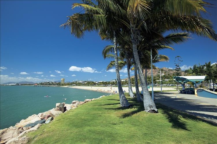 The Strand Park, Townsville