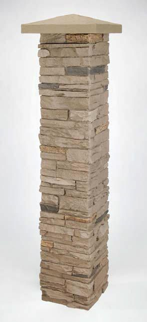 Stone Columns Wraps Kits : Best images about fireplaces and columns on pinterest