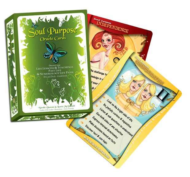 Discover your Soul Purpose and Past Life!  Look up your birthdate in the guidebook to reveal your life lesson, past life, sacred contract and destiny. #soulpurpose #pastlife #destiny #oraclecards