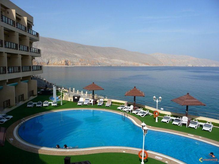 Hotel Golden Tulip à Khasab