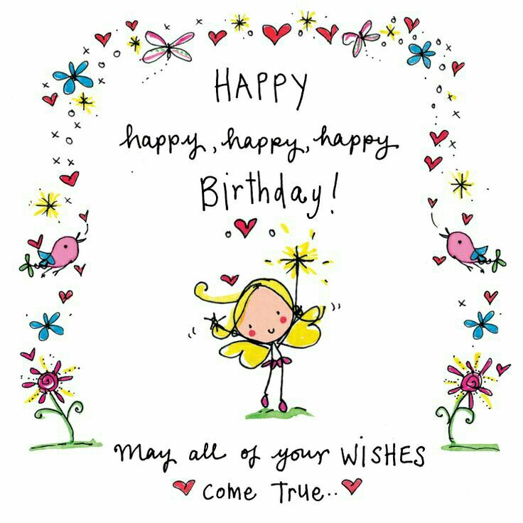 81 best birthday greetings images – Cute Birthday Card Quotes