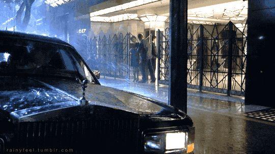 Rainy night. Indecent Proposal (1993) - Rainy Weather