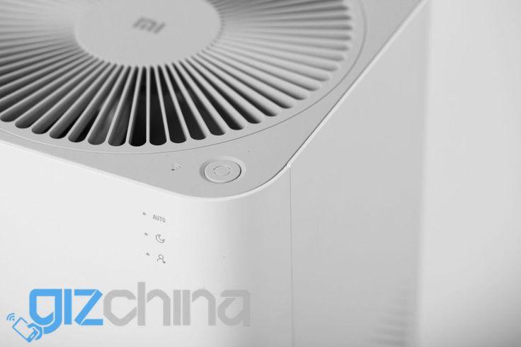 Novedad: Xiaomi presenta su nuevo purificador de aire, el Xiaomi Mi Purifier 2
