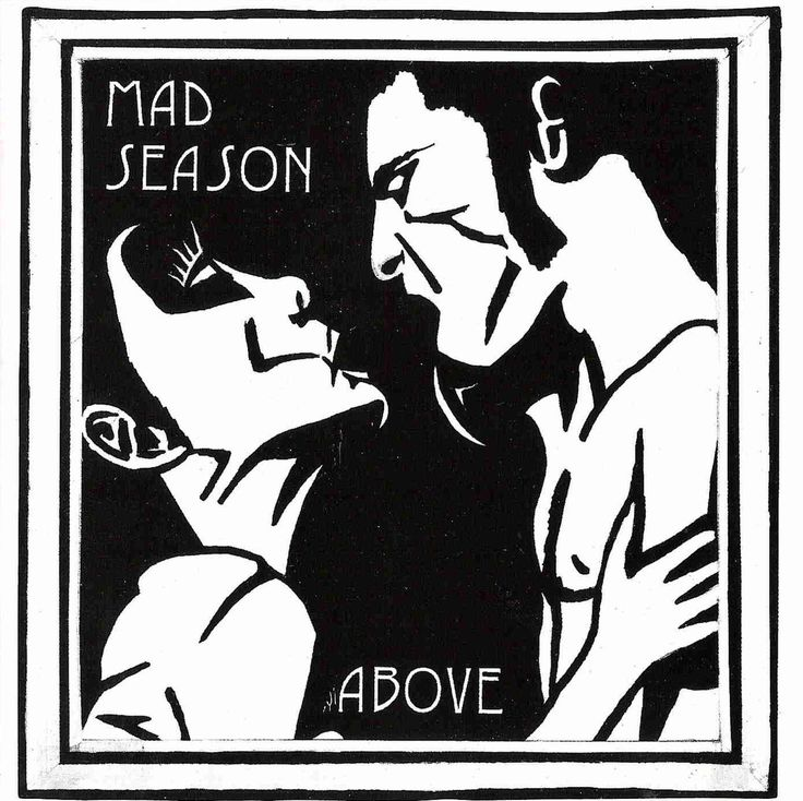 Mad Season - Above Every single track is amazing