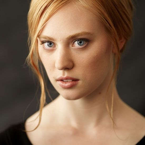 deborah ann woll- was thinking last night while watching true blood-shed make a great Anastasia Steele!